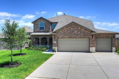 Porter Single Family Home For Sale: 21707 Flowering Azalea Court