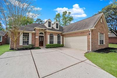 Montgomery County Single Family Home For Sale: 1706 Indigo Park Drive
