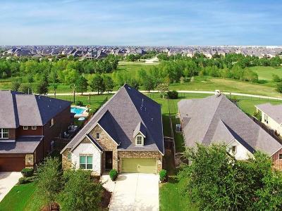 Fulshear Single Family Home For Sale: 27714 Linden Ridge Lane