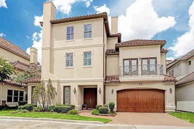 Houston Single Family Home For Sale: 7708 S Hunters Creekway Drive