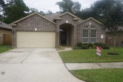 Conroe Single Family Home For Sale: 9537 E Woodmark