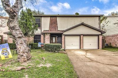 Spring Single Family Home For Sale: 17706 Mellow Ridge Drive