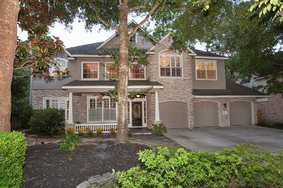 The Woodlands Single Family Home For Sale: 86 S Clovergate Circle