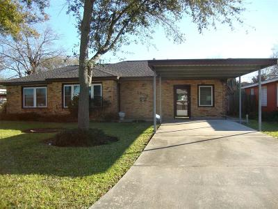 Texas City Single Family Home For Sale: 1905 2nd Avenue N