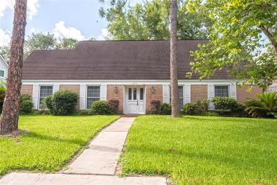 Houston Single Family Home For Sale: 12711 Kingsride Lane