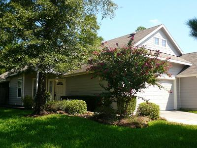 Conroe TX Single Family Home Sold: $184,900