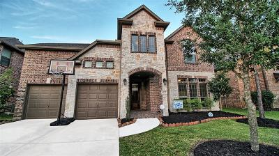 Humble Single Family Home For Sale: 4727 Butterfly Path Drive