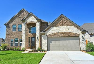 Rosenberg Single Family Home For Sale: 2026 Cypress Timbers Lane
