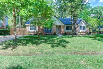Conroe Single Family Home For Sale: 561 Landfall Lane