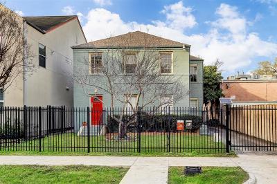 Montrose Multi Family Home For Sale: 618 Branard Street