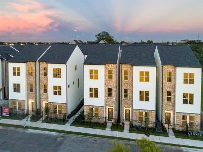 Houston Single Family Home For Sale: 708 Clark Street