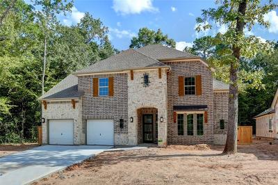 Willis Single Family Home For Sale: 115 Evening Tide Court