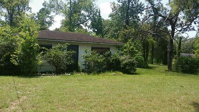 Single Family Home For Sale: 8310 Tidwell Road