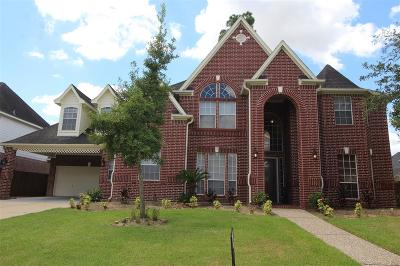 Single Family Home For Sale: 16315 Perry Pass Court