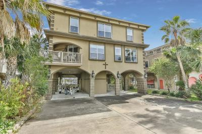 Galveston Single Family Home For Sale: 22917 Chiquita Street