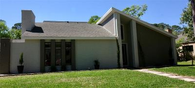 Baytown Single Family Home For Sale: 4710 Spring