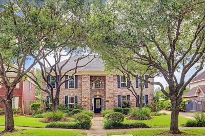Sugar Land Single Family Home For Sale: 60 Bradford Circle