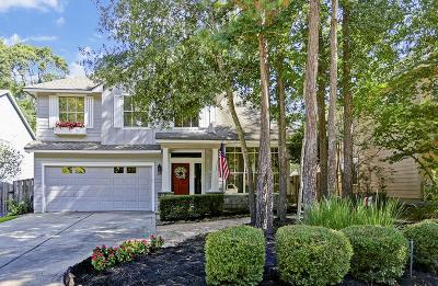 The Woodlands Single Family Home For Sale: 54 W New Avery Place