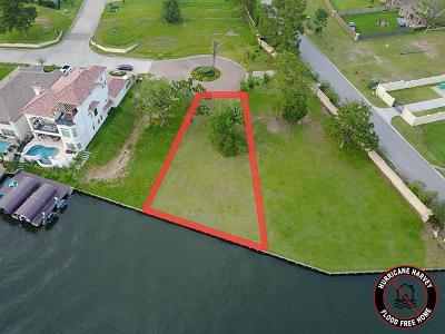 Conroe Residential Lots & Land For Sale: 12307 Tramonto Drive