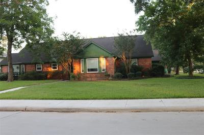 Houston Single Family Home For Sale: 3723 Linkview Drive