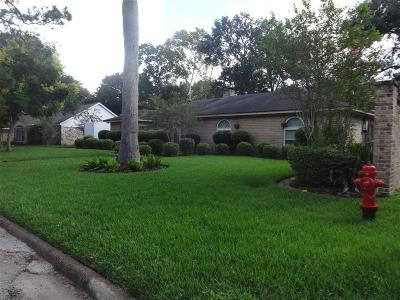 Dickinson Single Family Home For Sale: 5100 Ash Court