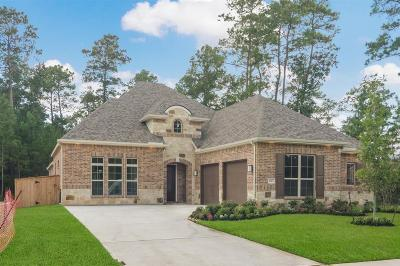 Tomball Single Family Home For Sale: 610 Ashbrook Ridge Lane
