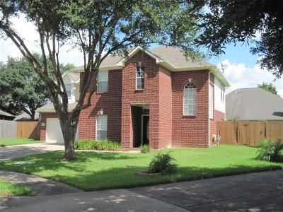 Katy Single Family Home For Sale: 3360 Berzin Court