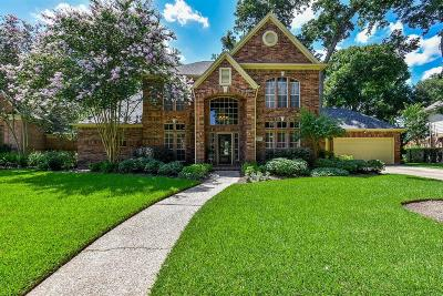 Richmond Single Family Home For Sale: 2126 Pecan Trail Drive
