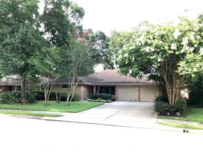 Houston Single Family Home For Sale: 6219 Abington Way