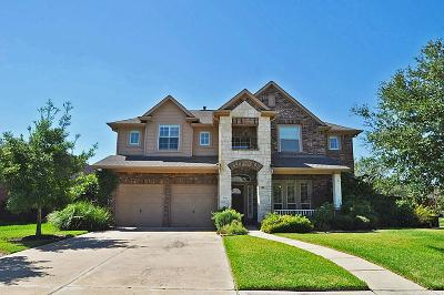 Fort Bend County Single Family Home For Sale: 6931 Morning Sky