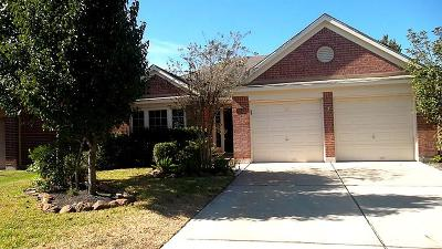 Kingwood Single Family Home For Sale: 26849 Iron Manor Lane