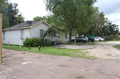Humble Multi Family Home For Sale: 14534 Old Humble Road