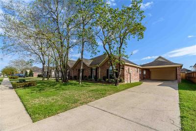 League City TX Single Family Home For Sale: $355,000