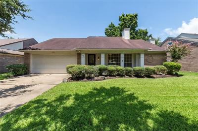 Sugar Land Single Family Home For Sale: 4531 Pioneer Trail