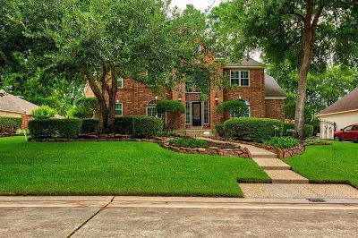 Kingwood Single Family Home For Sale: 6111 Lark Valley Court
