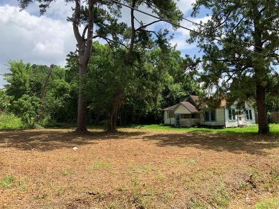 Galveston County, Harris County Single Family Home For Sale: 772 Davidson Street