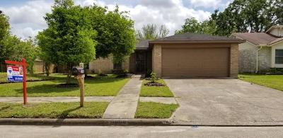 Houston Single Family Home For Sale: 11606 Bickwood Drive
