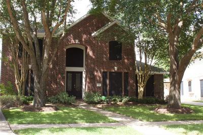Missouri City Single Family Home For Sale: 4526 Lakeside Meadow Drive