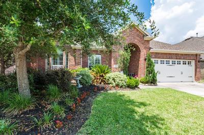 Houston Single Family Home For Sale: 13735 Lake Livingston Drive