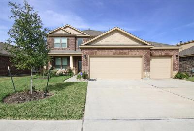 Manvel Single Family Home For Sale: 18 Indian Palms Dr
