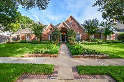 Sugar Land Single Family Home For Sale: 3615 Springhill Lane