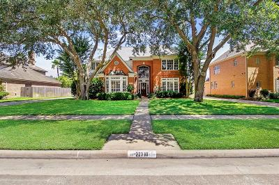 Katy Single Family Home For Sale: 22310 Crystal Bay Drive