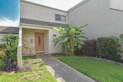 Conroe Condo/Townhouse For Sale: 62 April Hill