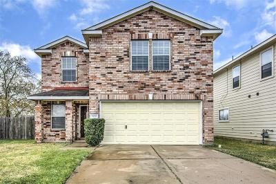 Houston Single Family Home For Sale: 3122 Junction Drive