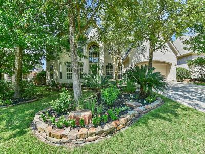 The Woodlands Single Family Home For Sale: 26 S Garnet Bnd