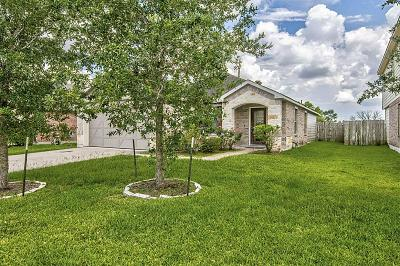 Pearland Single Family Home For Sale: 13112 Trail Manor Drive