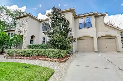 The Woodlands Single Family Home For Sale: 76 N Spring Trellis Circle