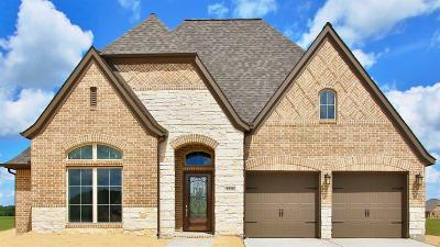 Manvel Single Family Home For Sale: 4326 Bluewood Court