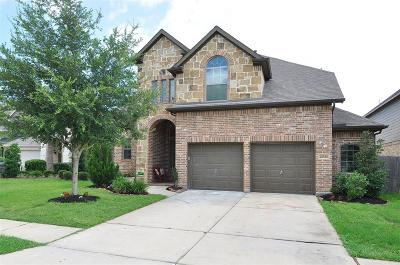 Kingwood Single Family Home For Sale: 21334 Bishops Mill Court