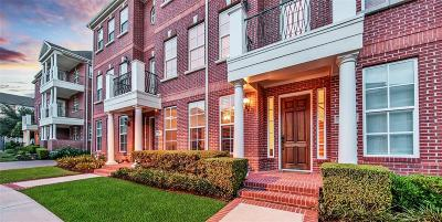 The Woodlands Condo/Townhouse For Sale: 30 Olmstead Row Row